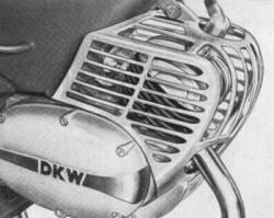 motor dkw hummel
