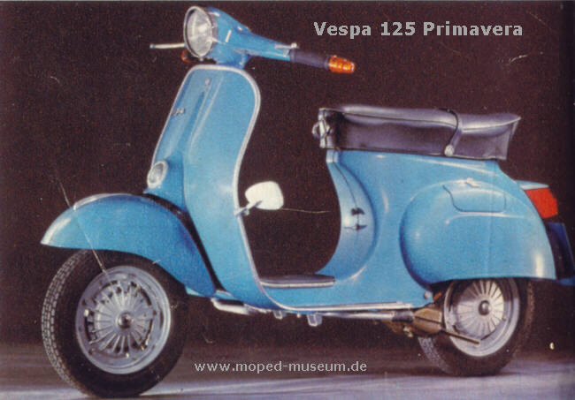 vespa 125 primavera. Black Bedroom Furniture Sets. Home Design Ideas