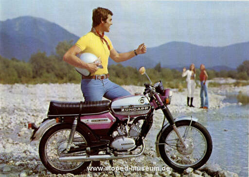 Puch moped 18