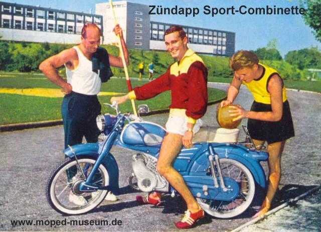 Zündapp Vergaserdeckel Zierdeckel 510-10.131 /& 141 Sport Combinette Typ 510